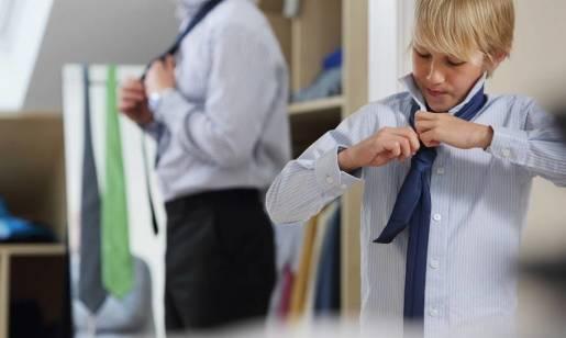 Jak właściwie wiązać krawat?