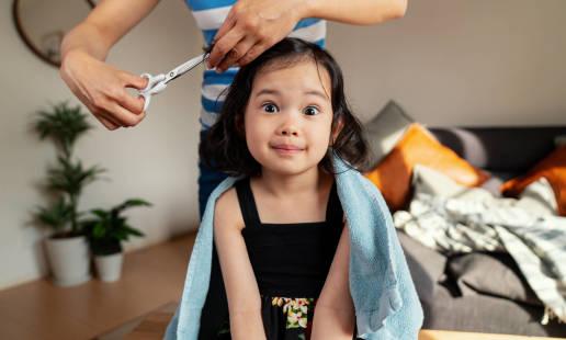 Jakie są fryzurki dla dziewczynki?