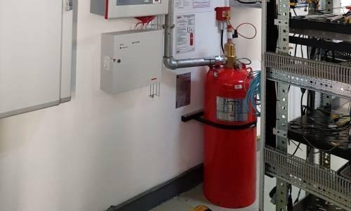 Jak zabezpieczyć serwerownię przed pożarem?