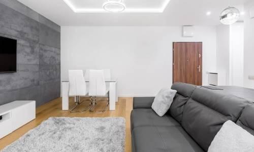 Dywany typu shaggy we wnętrzach mieszkalnych