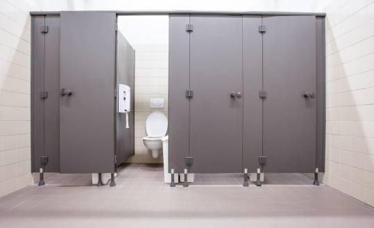 Rodzaje kabin sanitarnych WC