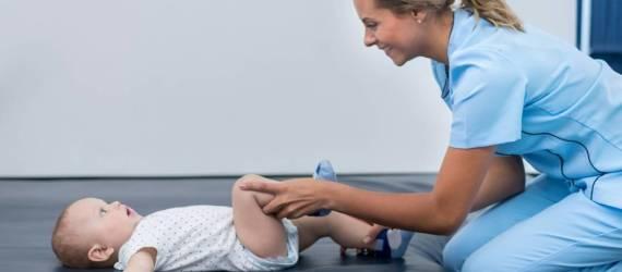 Fizjoterapia dzieci jako element wczesnego wspomagania rozwoju dziecka