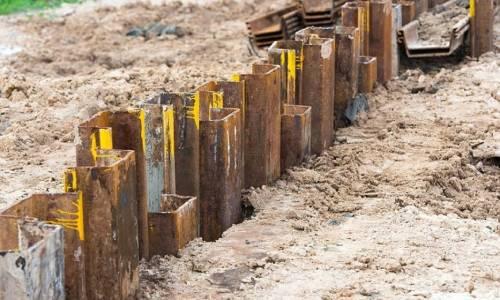 Metody zabezpieczania gruntów ściankami Larsena