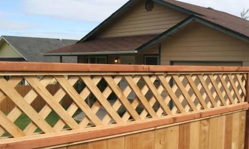 Jakie wyróżniamy rodzaje ogrodzeń drewnianych?