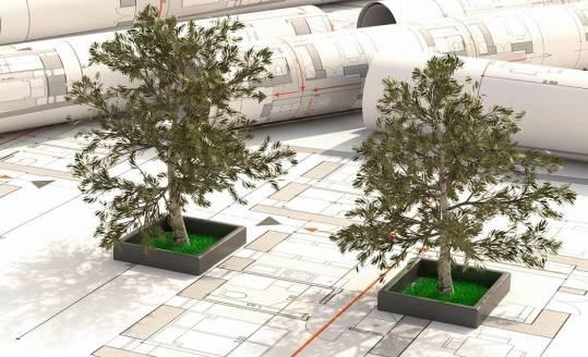 Projektowanie terenów zieleni. Aktualne trendy