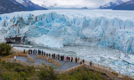 Tajemnice Patagonii – Jaskinia Rąk, lodowiec Perito Moreno i in.