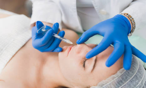 Metody korekcji krzywego nosa