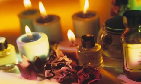 Świece zapachowe jako element aromaterapii
