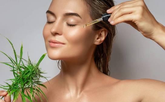 Wykorzystanie konopi w branży kosmetycznej
