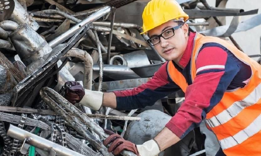 Metale żelazne, które najczęściej trafiają do skupu złomu