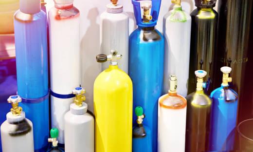 Gazy techniczne – zastosowanie, klasyfikacja i oznakowanie