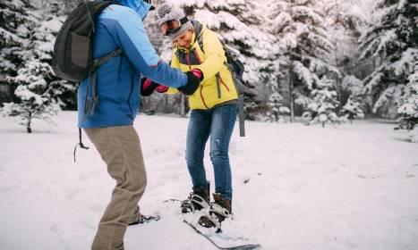 Snowboard dla początkujących. Jak rozpocząć przygodę z deską?