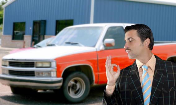 Zakup samochodu używanego. Jak nie dać się oszukać?