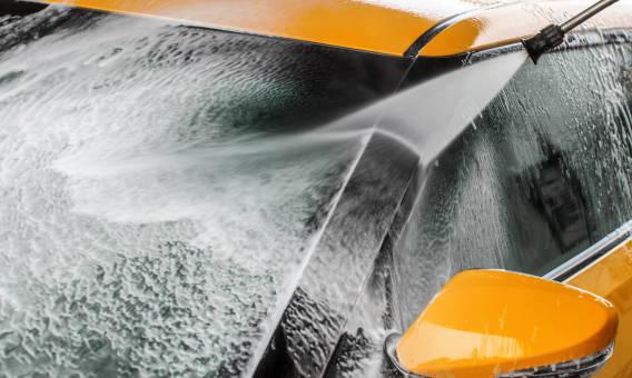 Rodzaje myjni samochodowych