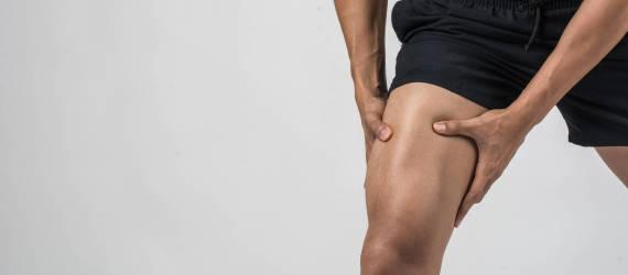 Naciągnięcie mięśnia czworogłowego uda