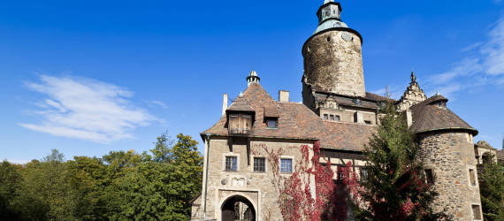 Zamek Czocha, czyli jedna z największych atrakcji Dolnego Śląska