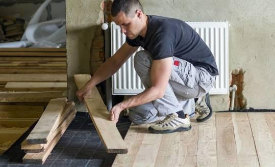 Zalety paneli podłogowych
