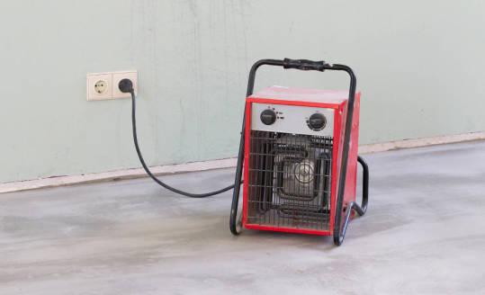 Jak działa nagrzewnica elektryczna?