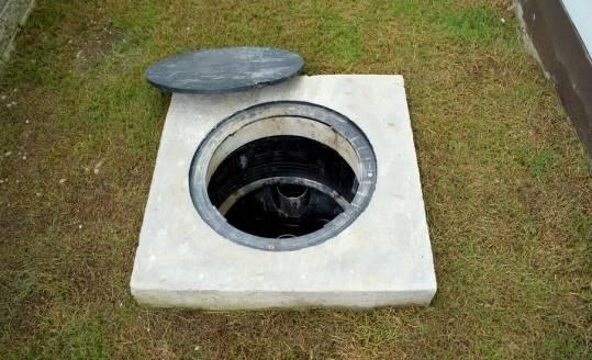 Szamba betonowe jednokomorowe. Charakterystyka