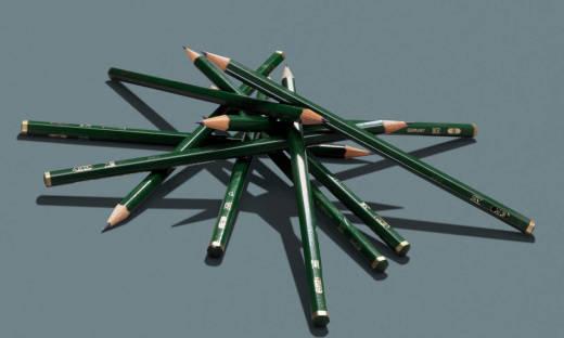 Twardości ołówków. Jak czytać oznaczenia na ołówkach?