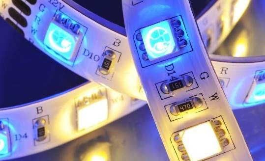 Jak zbudowana jest taśma LED?