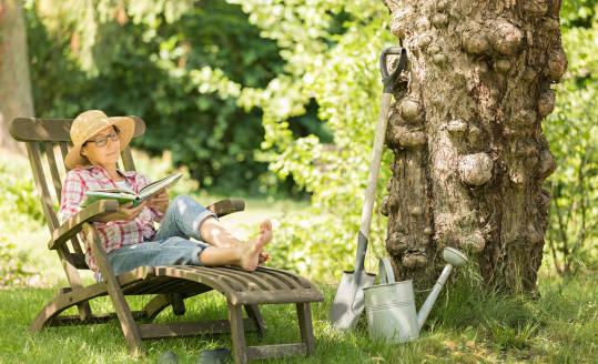 Książki przydatne w pracach ogrodniczych