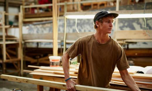 Podkoszulek jako element ubioru roboczego