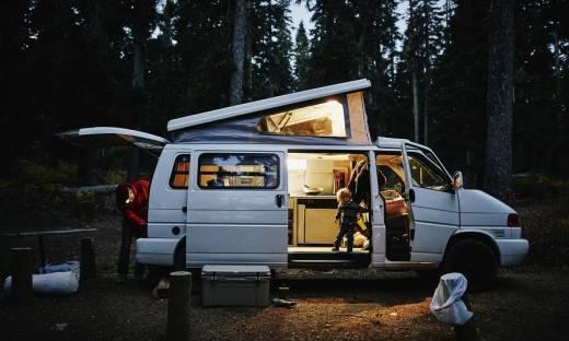 Koszty podróżowania kamperem