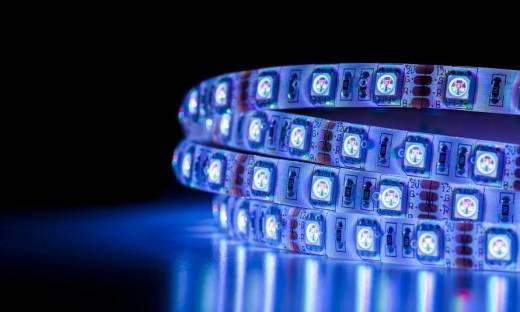 Taśmy LED w reklamie i marketingu
