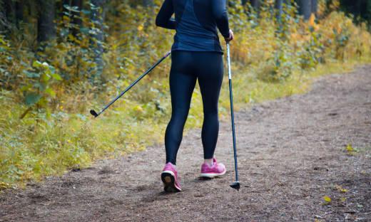 Jak dobrać nakładki do kijków nordic walking?