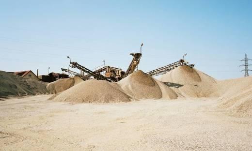 Klasyfikacja piasku. Wielkość i gęstość ziaren