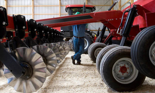 Podstawowe części do maszyn rolniczych