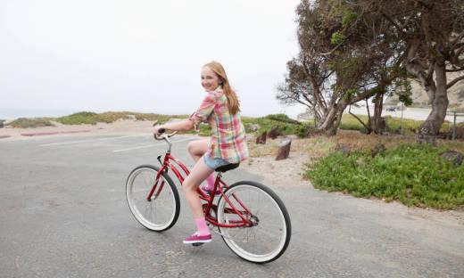 Rower jako prezent komunijny