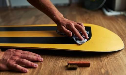 Serwisowanie desek snowboardowych. Jak dbać o sprzęt?