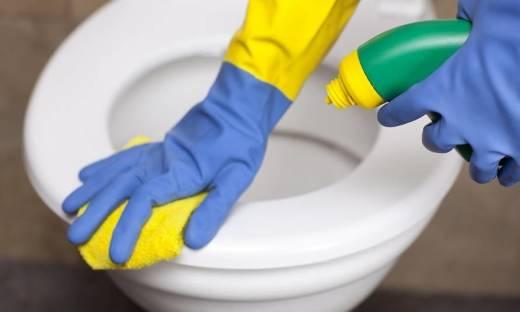 Środki niezawodne w czyszczeniu toalet