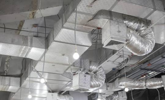 Co wziąć pod uwagę projektując wentylację w obiekcie przemysłowym?