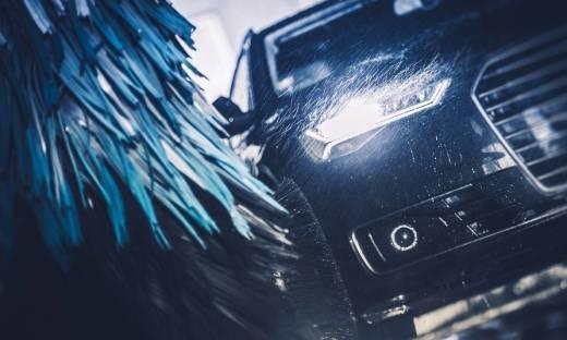 Zalety bezdotykowego mycia samochodów
