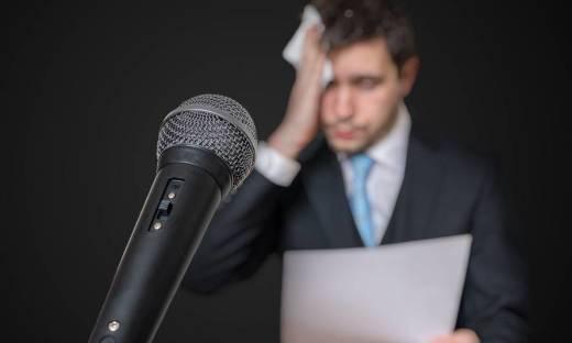 Jak pokonać stres na scenie?