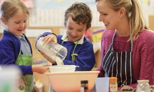 Szkoła gotowania dla dzieci. Co to takiego?