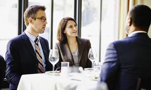 Hotelowe restauracje jako miejsca imprez i spotkań biznesowych