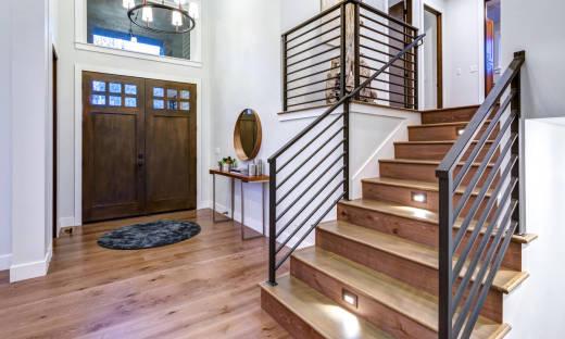 Jakie wymiary powinny mieć schody, aby wygodnie się po nich chodziło?