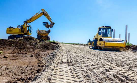 Na czym polega niwelacja terenu?
