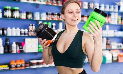 Co zawierają odżywki dla sportowców?