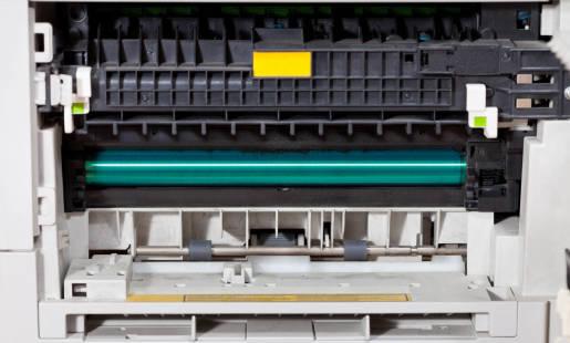 Jak wymienić bęben w drukarce?