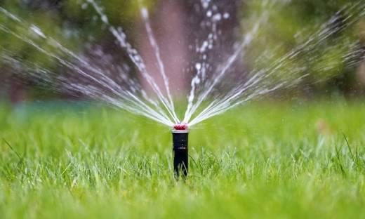 Systemy nawadniające w ogrodach