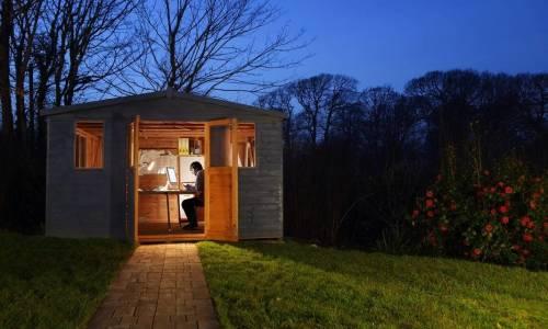 Jaką wybrać technologię budowy domku ogrodowego?