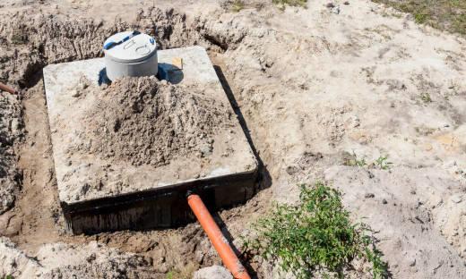 Wyposażenie do szamb betonowych. Przegląd rozwiązań
