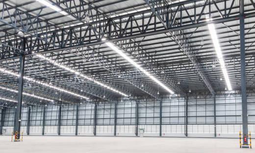 Projektowanie przemysłowych hal stalowych