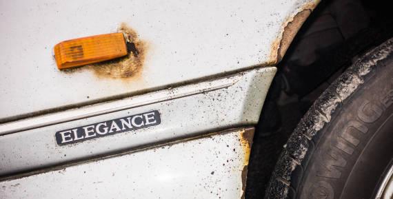 Jak zabezpieczyć samochód przed rdzą?