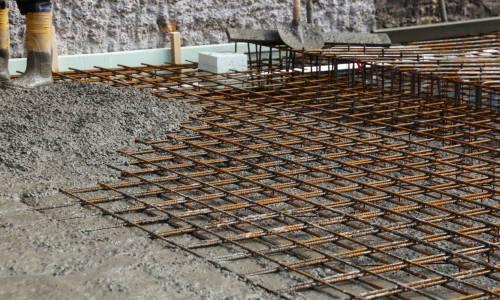 Planowanie przebiegu taktów betonowania